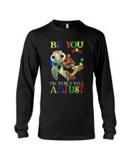 Autism - Be You Long Sleeve Tee tile