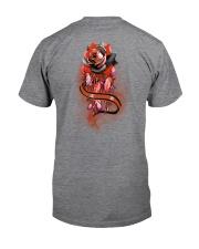 Native Rose 2 Sides Classic T-Shirt tile