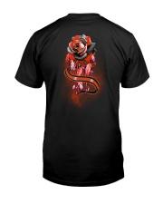 Native Rose 2 Sides Classic T-Shirt back