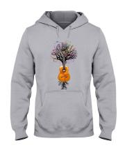Guitar - Musical Tree Hooded Sweatshirt tile