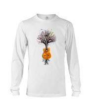 Guitar - Musical Tree Long Sleeve Tee tile