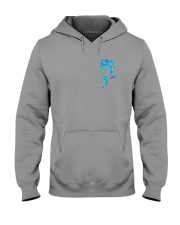 Salty Lil Beach 2 Sides Hooded Sweatshirt thumbnail