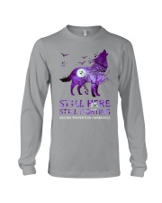 Still Fighting Suicide Prevention Awareness  Long Sleeve Tee thumbnail