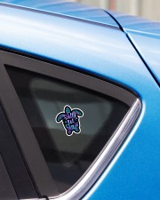 Turtle Salty Lil Beach Purple Crack St Sticker - Single (Vertical) aos-sticker-single-vertical-lifestyle-front-33