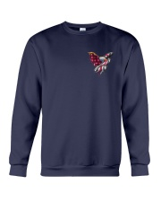 BC - Fight Like An Eagle Crewneck Sweatshirt thumbnail