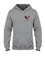 BC - Fight Like An Eagle Hooded Sweatshirt thumbnail