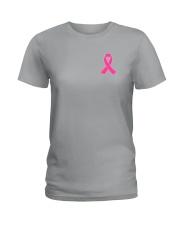 BC - American Hologram Flag 2 Sides Ladies T-Shirt thumbnail