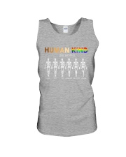 LGBT - Human Kind Be Both Unisex Tank thumbnail