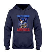 Police - Stay Strong America Hooded Sweatshirt thumbnail