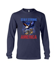 Police - Stay Strong America Long Sleeve Tee thumbnail
