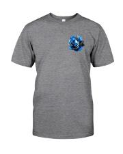 Mermaid Rose 2 Sides Classic T-Shirt tile