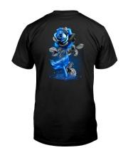 Mermaid Rose 2 Sides Classic T-Shirt back
