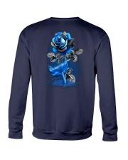 Mermaid Rose 2 Sides Crewneck Sweatshirt tile
