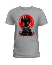 German Shepherd - I Hate People Ladies T-Shirt tile