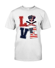 Chef - American Love Classic T-Shirt front