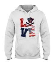 Chef - American Love Hooded Sweatshirt tile