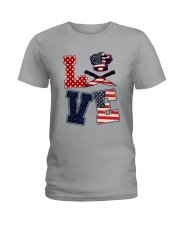 Chef - American Love Ladies T-Shirt tile