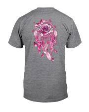 BC - Breast Cancer Mandala 2 Sides Classic T-Shirt tile