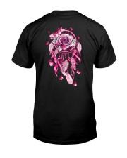 BC - Breast Cancer Mandala 2 Sides Classic T-Shirt back
