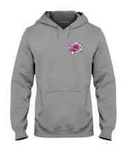 BC - Breast Cancer Mandala 2 Sides Hooded Sweatshirt thumbnail