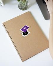Scout Flag Crack St Sticker - Single (Vertical) aos-sticker-single-vertical-lifestyle-front-28