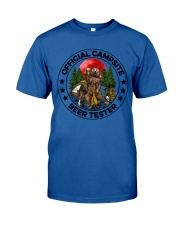 Camping Beer - Beer Tester Classic T-Shirt tile