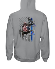 Diabetes - Birds Of A Feather 2 Sides Hooded Sweatshirt tile