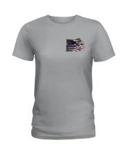 Diabetes - Birds Of A Feather 2 Sides Ladies T-Shirt thumbnail