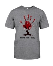 Native - Love My Tribe Classic T-Shirt front