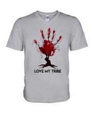 Native - Love My Tribe V-Neck T-Shirt thumbnail