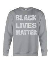 Black Live Matter Crewneck Sweatshirt thumbnail
