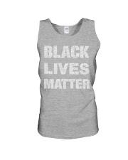 Black Live Matter Unisex Tank thumbnail