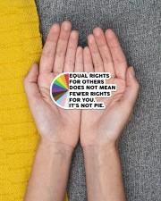 STICKER-LGBT - Its Not Pie Sticker - Single (Horizontal) aos-sticker-single-horizontal-lifestyle-front-21