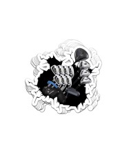 Golf Crack Sticker - 10 pack (Vertical) front