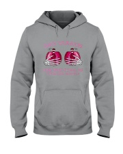 BC Check Your Boobs Hooded Sweatshirt tile