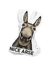 Nice Arse Sticker Sticker - 10 pack (Vertical) front