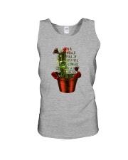 Skull Cactus Unisex Tank thumbnail