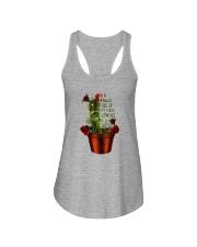 Skull Cactus Ladies Flowy Tank thumbnail
