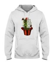 Skull Cactus Hooded Sweatshirt thumbnail