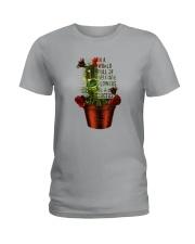 Skull Cactus Ladies T-Shirt thumbnail