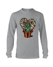 Skull Cactus Leopard Love Long Sleeve Tee thumbnail