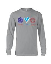 Volleyball Love America Long Sleeve Tee thumbnail