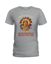 Native American History Ladies T-Shirt thumbnail