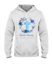 Diabetes Your Faith Bigger Than Hooded Sweatshirt tile