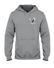 Lung Cancer Be Stronger 2 Sides Hooded Sweatshirt tile