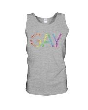 LGBT GAY Unisex Tank thumbnail