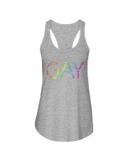 LGBT GAY Ladies Flowy Tank thumbnail