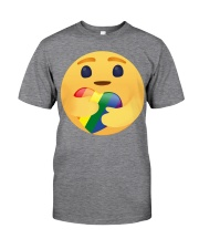 Lgbt Emoji  Classic T-Shirt tile