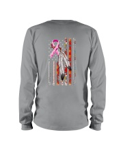 Breast Cancer Native 2 Sides Long Sleeve Tee tile