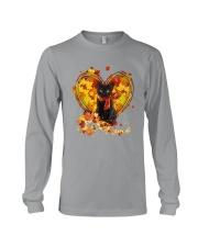 Autumn Cat Heart Long Sleeve Tee tile